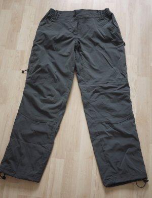 Damen Treckinghose, Herbst-Wanderhose, Outdoor, grau, Gr.38, wie NEU