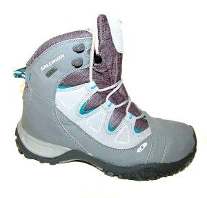 Damen Trekking Boots Gore Tex von Salomon Gr. 40 2/3