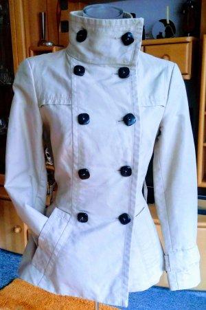 Damen Trenchcoat Jacke Gr.S in Karamell von Zara Woman