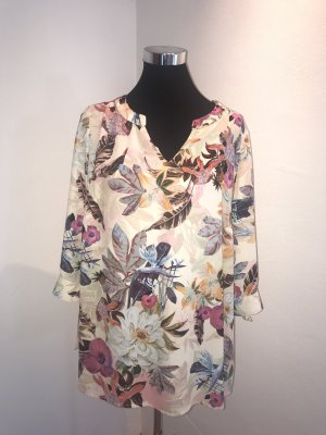 Amy Vermont Tunic Blouse multicolored