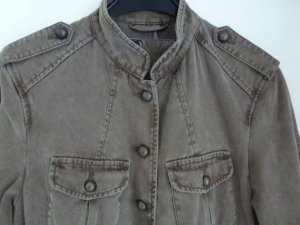 Maison Scotch Denim Blazer light brown