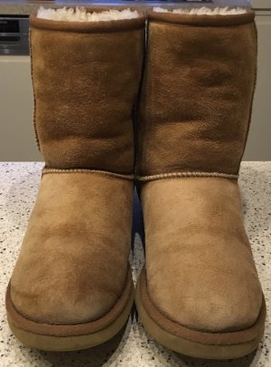 Damen Ugg Classic Short Stiefel in 40