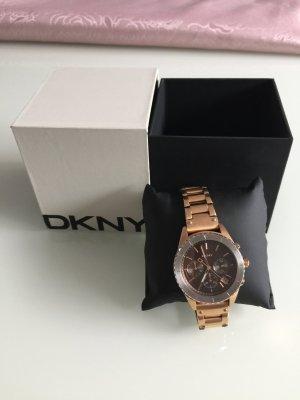 DKNY Horloge roségoud