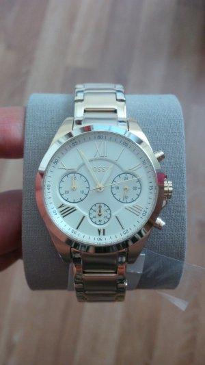 Damen Uhr Fossil gold neu mit Etikett elegant