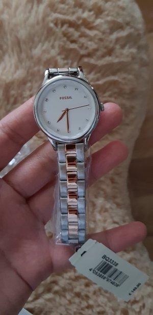 Damen Uhr Fossil neu  fein schick