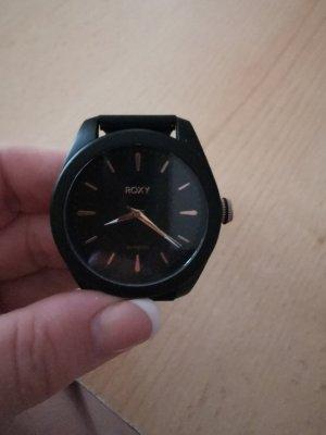 Roxy Self-Winding Watch black-gold-colored