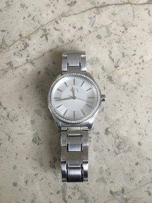 Armani Exchange Horloge zilver