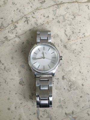 Armani Exchange Watch silver-colored