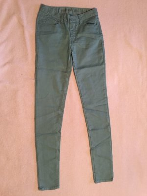 Denim Co. Pantalone peg-top petrolio-turchese