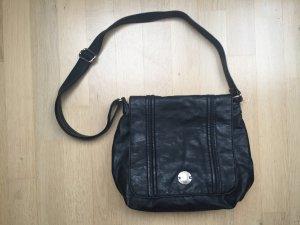 Damen-Umhängetasche, Schultertasche von ESPRIT, schwarz