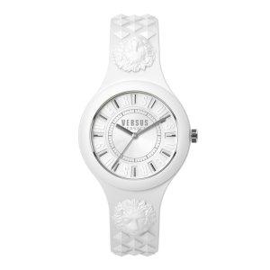 Damen Versace Uhr weiß