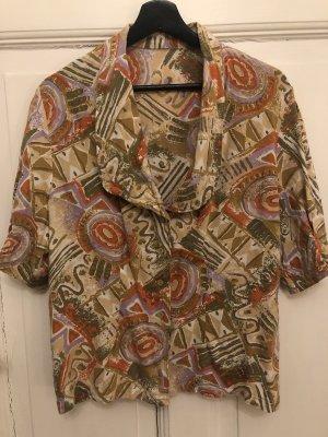 American Vintage Blusa ancha multicolor