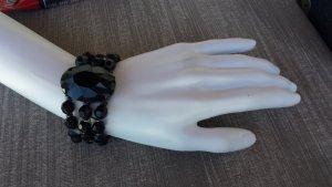 Damen Vintage Lolita Burlesque Gothic Perlen Armband