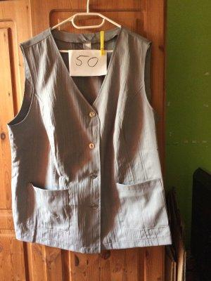 Fleece Vest dark grey