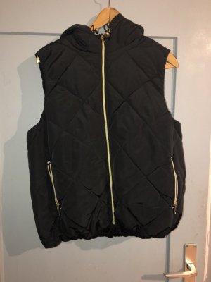 Janina Short Jacket black-gold-colored
