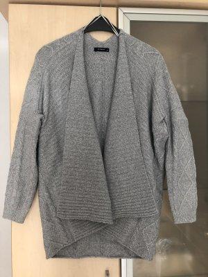 Reserved Smanicato lavorato a maglia grigio
