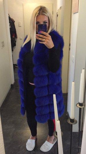 Bontjas blauw