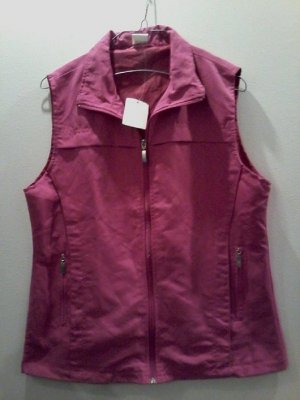 Damen Weste pink Neu UVP 22,95