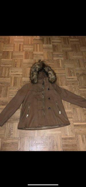 Zara Veste d'hiver bronze