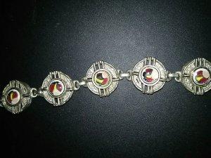 Bracelet multicolored metal