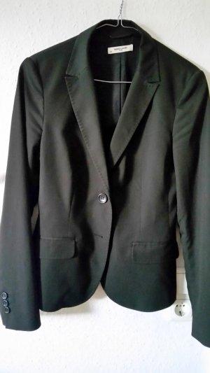 damenblazer gr 38 getragen schwarz