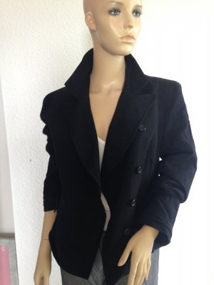 Blacky Dress Blazer unisexe noir viscose