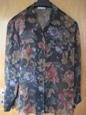 Damenbluse/ Damen Bluse von Gerry Weber, Gr. 42, schwarz