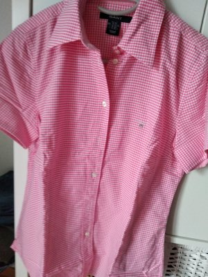 Gant Checked Blouse pink