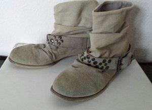 Damenboots im used Look
