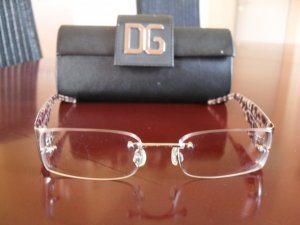 Dolce & Gabbana Glasses multicolored synthetic material