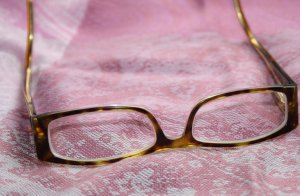 Dolce & Gabbana Glasses brown-light brown synthetic material