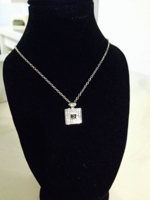 Chanel Ketting zilver