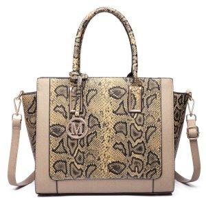 Frame Bag camel imitation leather