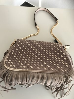 Damenhandtasche mit Fransen