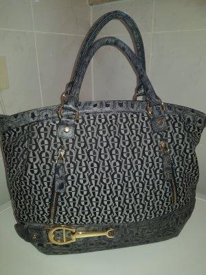 Aigner Handbag multicolored leather