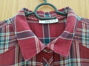 Edc Esprit Chemise à manches longues multicolore coton