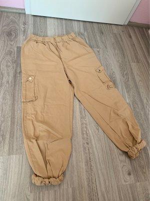 SheIn Baggy Pants beige