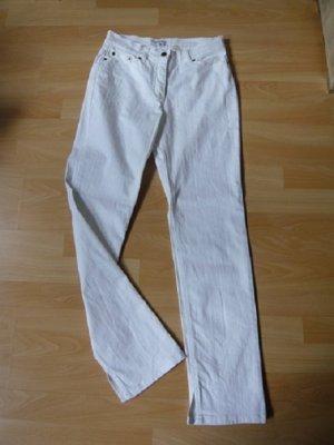 Damenhose, Marke: heine, weiß, Gr. 18, neu, ungegetragen, ohne Etikett