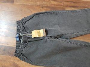 Arizona Pantalon cigarette gris foncé