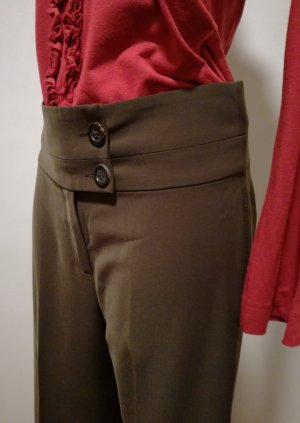 Apriori Trousers brown polyester