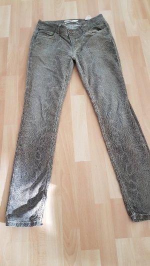 Pantalón de cinco bolsillos marrón