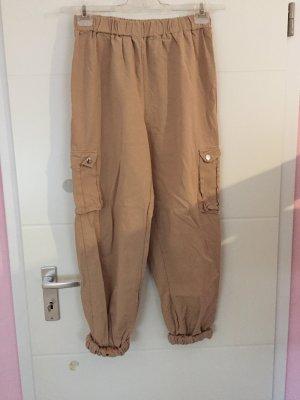 SheIn Pantalon boyfriend beige
