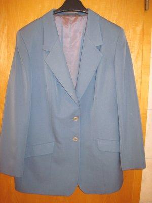 Damenhosenanzug / Hosenanzug für Damen, taubenblau, ~Gr. 42