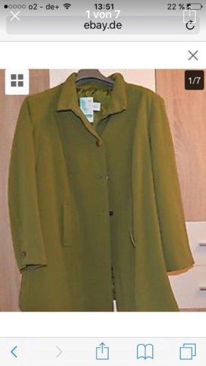 Ulla Popken Oversized Jacket grass green