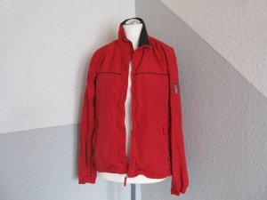 Damenjacke, Jacke, Outdoor-Jacke, Regenjacke,rot, Größe L