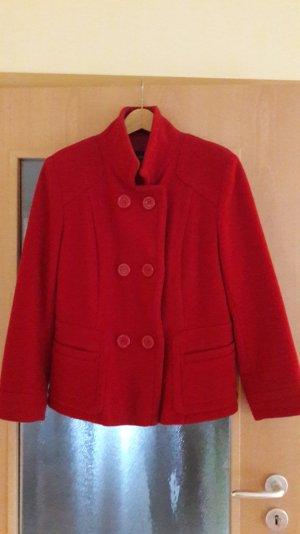 Damenjacke, rot von Damo