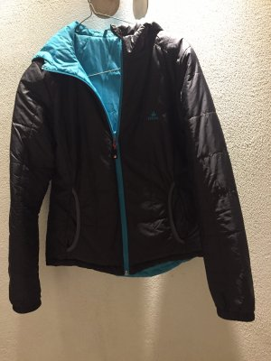 OCK Outdoor Jacket anthracite-turquoise