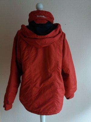 Schöffel Chaqueta de invierno rojo