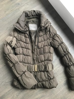 Damenjacke von Zara in Khaki die Jacke Gr. S