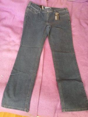 Zerres Stretch jeans blauw